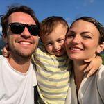 Isabelle Desjardins et David Desharnais sont parents pour la deuxième