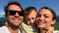 Isabelle Desjardins partage les photos de sa vie de famille en