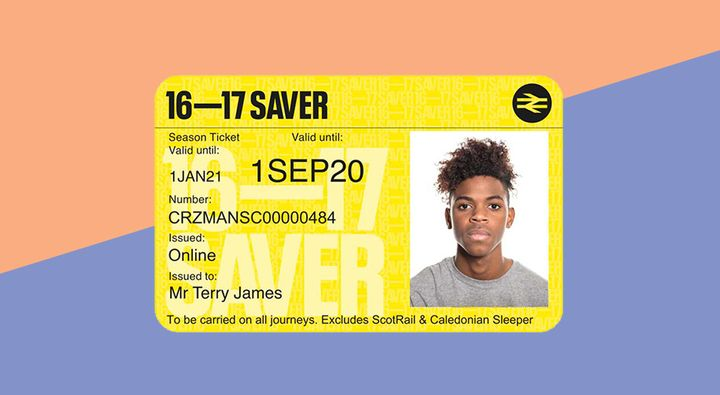 16-17 Railcard Saver Goes On Sale – Here's How To Get One | HuffPost Life