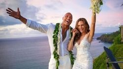 Dwayne 'The Rock' Johnson Marries Partner Lauren Hashian In Stunning Hawaiian