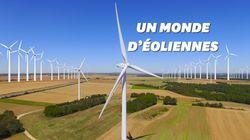 Grâce aux éoliennes, l'Europe a le potentiel d'approvisionner le monde en