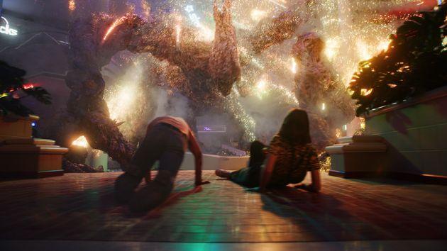 Rodeo FX a conçu les effets visuels de 362 plans de Stranger Things