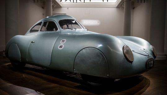 Porsche των Ναζί απέτυχε να πωληθεί σε δημοπρασία από «τραγικό» λάθος του οίκου