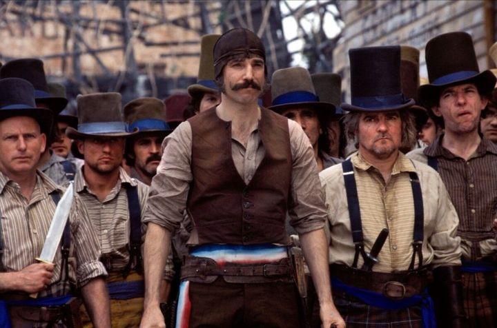 "Daniel Day-Lewis in ""Gangs of New York"""