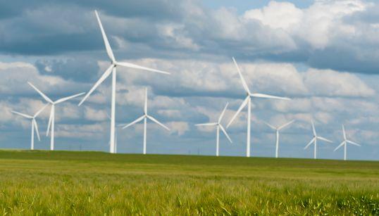 Grâce aux éoliennes, l'Europe pourrait approvisionner le monde en énergie jusqu'en