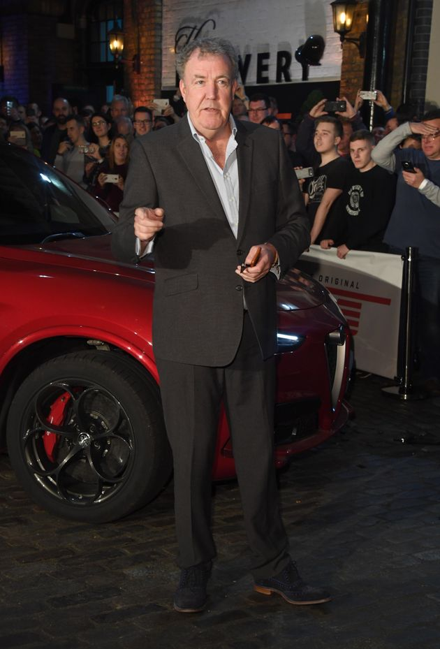 Jeremy Clarkson Claims BBCs Top Earning Stars Deserve Their High Wages