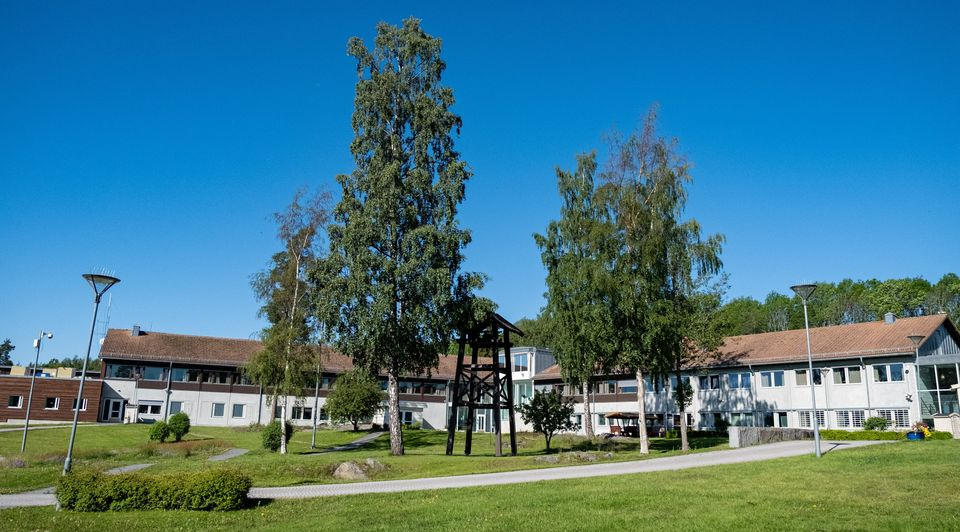 Ringerike prison is located in the Norwegian countryside just over an hour from Norway's capital Oslo....