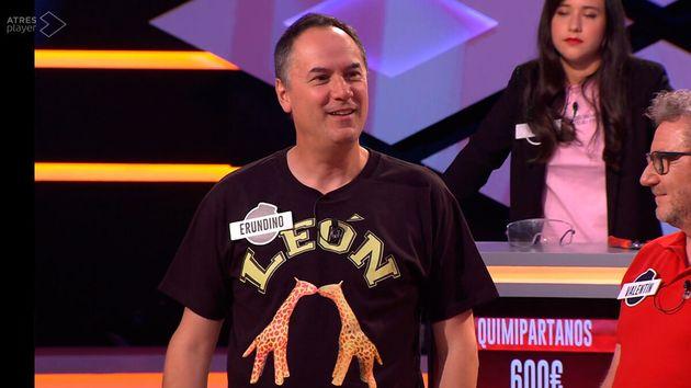 Erundino Alonso, de 'Los Lobos' de 'Boom', cumple uno de sus