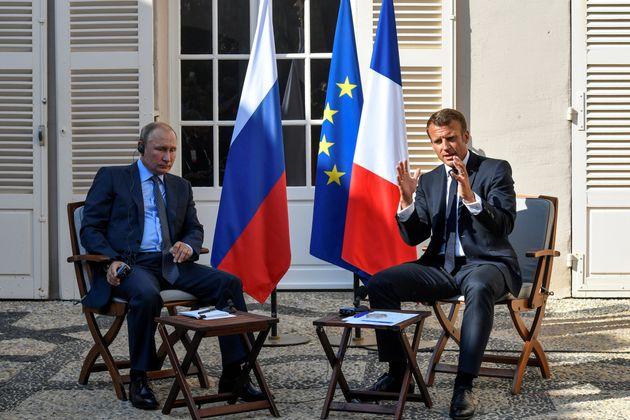 Macron ira en Russie pour les 75 ans de la victoire de l'URSS contre l'Allemagne nazie