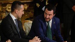 Ιταλία: Προς οριστικούς τίτλους τέλους η κυβέρνηση Λέγκας - Πέντε