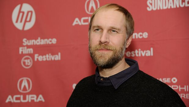 """Craig Zobel, director of """"Z for Zacharia,"""" poses at the premiere of the film at the Library Center Theatre during the 2015 Sundance Film Festival on Saturday, Jan. 24, 2015, in Park City, Utah. (Photo by Chris Pizzello/Invision/AP)"""