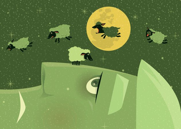 This Is What Insomnia Really Feels Like