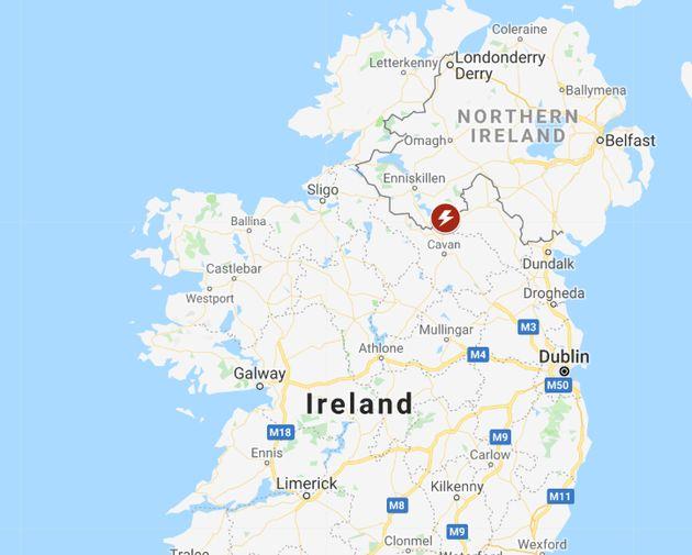 Irlande du Nord: une bombe explose près de la frontière avec l'Irlande