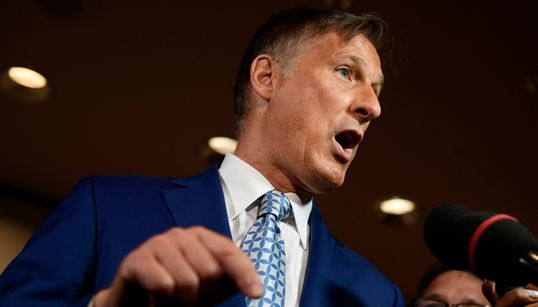 Bernier Claims 'Islamist Extremists' Have Infiltrated Canadian