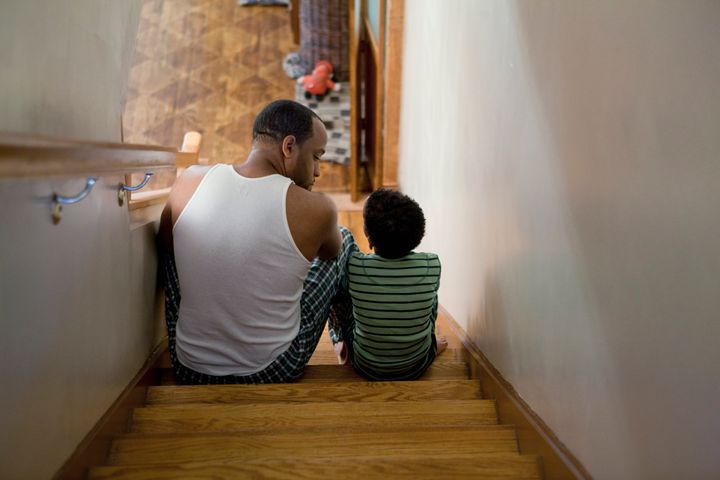 Giving Our Kids Play Space They Need >> How To Get Your Kids To Open Up To You About Bullying Huffpost Life