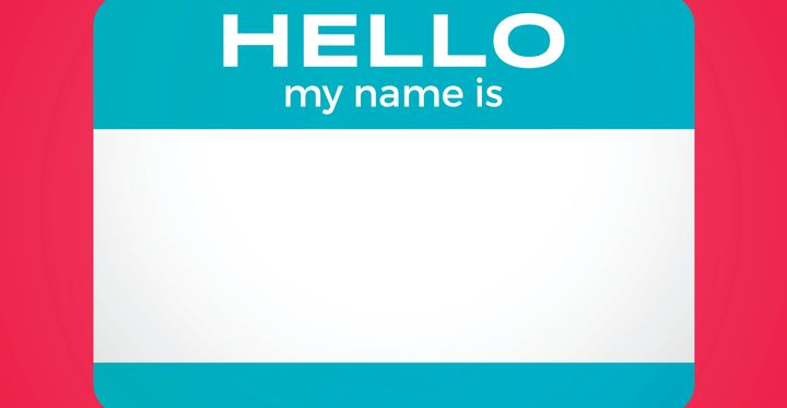 Changing your name can be a weighty decision.