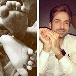 A emoção de Paulo Gustavo e seu marido ao anunciar nascimento dos filhos Gael e