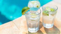 Água com limão traz benefícios reais para