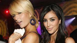 Kim Kardashian Says Former Boss Paris Hilton 'Literally Gave Me A
