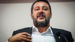 Salvini dal torso nudo del Papeete al foglio bianco del