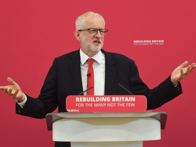 Corbyn: Johnson Should Publish Secret No-Deal Brexit Assessments Immediately