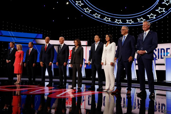 As the field of Democratic presidential candidates begins to narrow, there could be dramatic shifts in how voters view the re