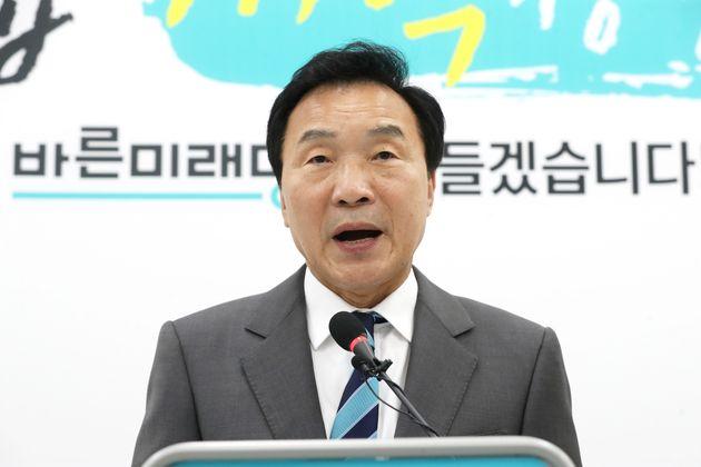 손학규 선언 : 한국정치 새판을