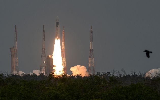 Chandrayaan-2 Placed In Lunar Orbit In Crucial Operation For