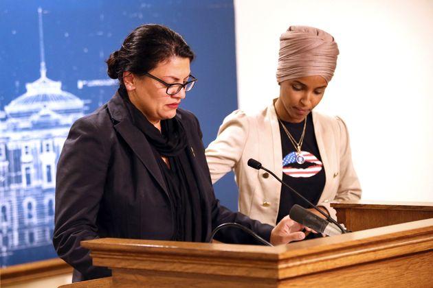 ΗΠΑ: «Καταπιεστικοί» οι όροι που επιβλήθηκαν για το ταξίδι της στη Δυτική Όχθη, είπε η Ρασίντα