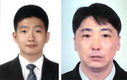 유동석 순경(28·왼쪽)과 김동원