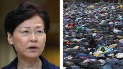 La mano tesa di Carrie Lam, governatrice di Hong Kong: