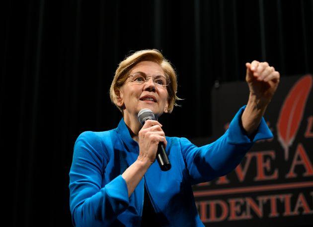 Depuis la dernière élection présidentielle, la sénatrice démocrate...