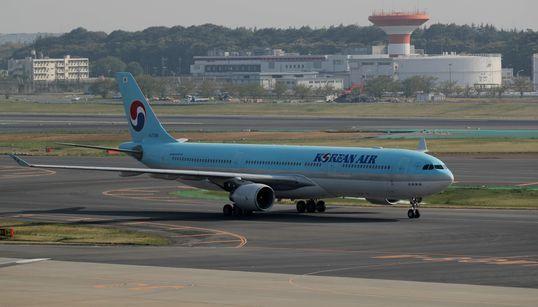 大韓航空、日本路線の一部が運休・減便「需要の変動を考慮した」