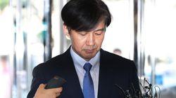 """조국 동생 """"웅동학원 채권 모두 포기하겠다"""" (입장"""