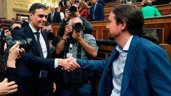 Podemos envía una nueva oferta al PSOE e insiste en el Gobierno de
