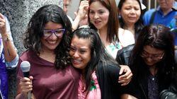 La Justicia de El Salvador absuelve a la mujer acusada de