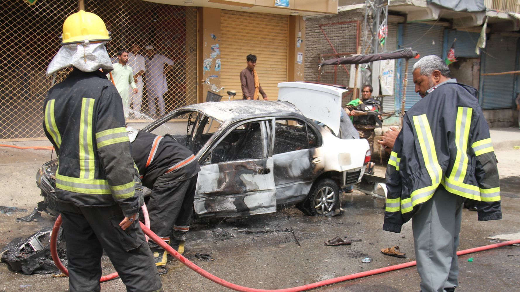 Afghan Bombings Injure Over 120 People, But No One Claims Responsibility thumbnail