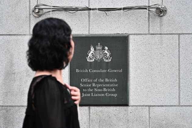 Fears Over British Consulate Worker 'Detained' In China