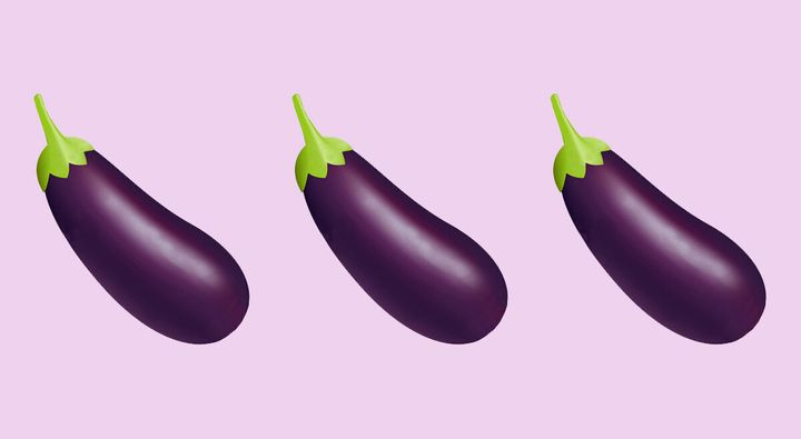 People Who Use Emojis Have More Sex, So Bring On The Aubergine | HuffPost Life
