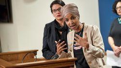Ilhan Omar encourage les élus américains à se rendre en Israël pour voir les conditions de vie difficiles des Palestiniens so...