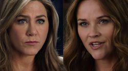 Jennifer Aniston And Reese Witherspoon Face Off In Fiery Trailer For 'The Morning