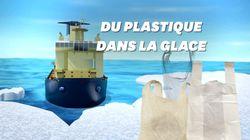 L'Arctique est infestée de particules de plastique jusque dans la