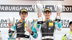 Le pilote marocain Michaël Benyahia signe sa 1er victoire en GT4 au circuit