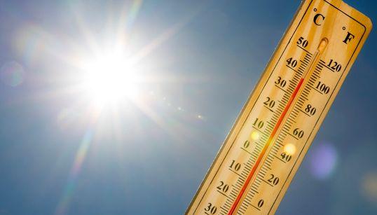 Alerte météo: Hausse des températures de mardi à