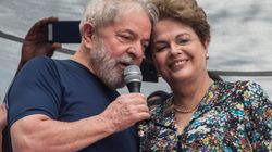 Dilma: 'Um inocente está preso e um neofascista despreparado está no
