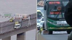 Le preneur d'otage d'un bus à Rio de Janeiro abattu par la