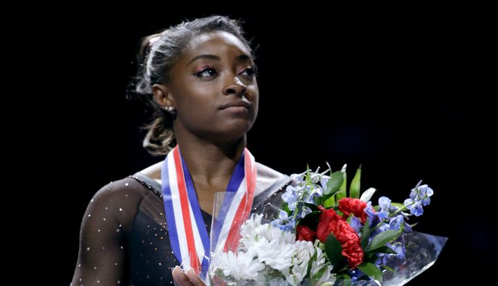 Simone Biles On USA Gymnastics' Pledge To Change: 'Talking Is Easy'