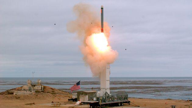 Essai d'un missile américain: Moscou et Pékin crient à l'escalade