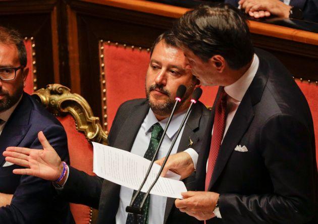 Παραιτήθηκε ο πρωθυπουργός της Ιταλίας, Τζουζέπε