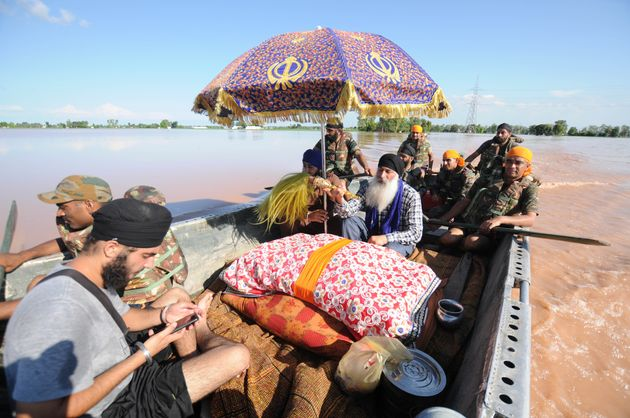 Punjab Floods: Caught Out By Climate Change, Bhakra Dam Officials Act Fast To Save Lives